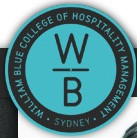 William Blue College of Hospitality Management - Education Perth