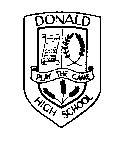 Donald High School - Education Perth