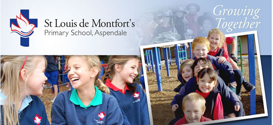 St Louis De Montforts Primary School - Education Perth