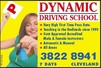 Dynamic Driving School - Education Perth