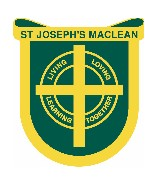 St Joseph's Primary School Maclean - Education Perth