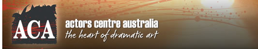 Actors Centre Australia - Education Perth