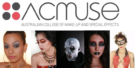 Australian College of Make-up and Special Effects - Education Perth